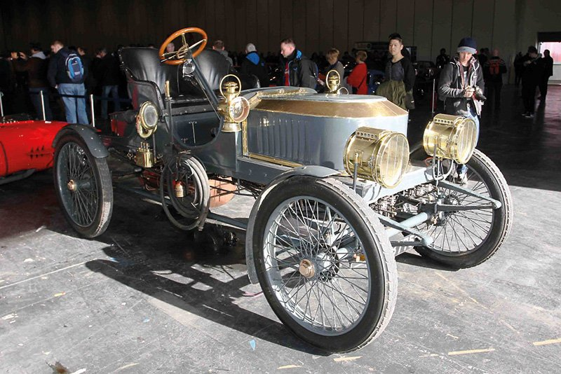 1907 Stanley H4 Gentlemans Speedy Roadster