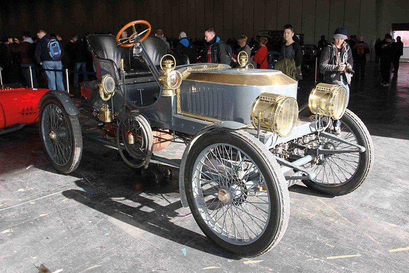 1907 Stanley H4 Gentlemans Speedy Roadster