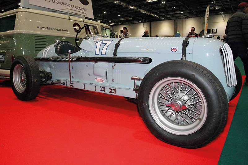 1933 MG K3