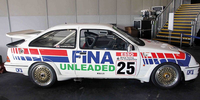 1987 Ford Sierra Cosworth RS 5000