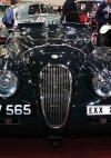 1953 Jaguar XK 120 lightweight Aluminium T2 race car