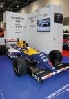 Nigel Mansell title winning Williams-Renault FW14