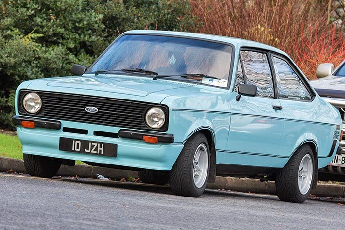 Some of the Members Cars were turning heads in the Hotel car park. What a Great looking MK 2!