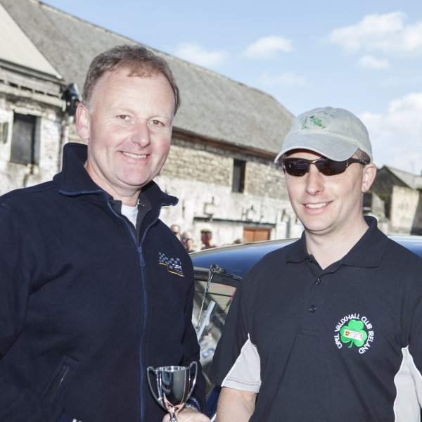 The Drivers Choice Award went to John Uncles superb original Opel Manta Berlinetta