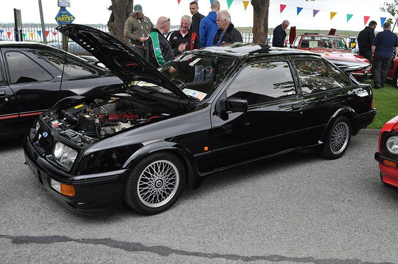 Ben Lambe's 1987 Sierra Cosworth