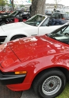 Brace of TR7s and TR8s