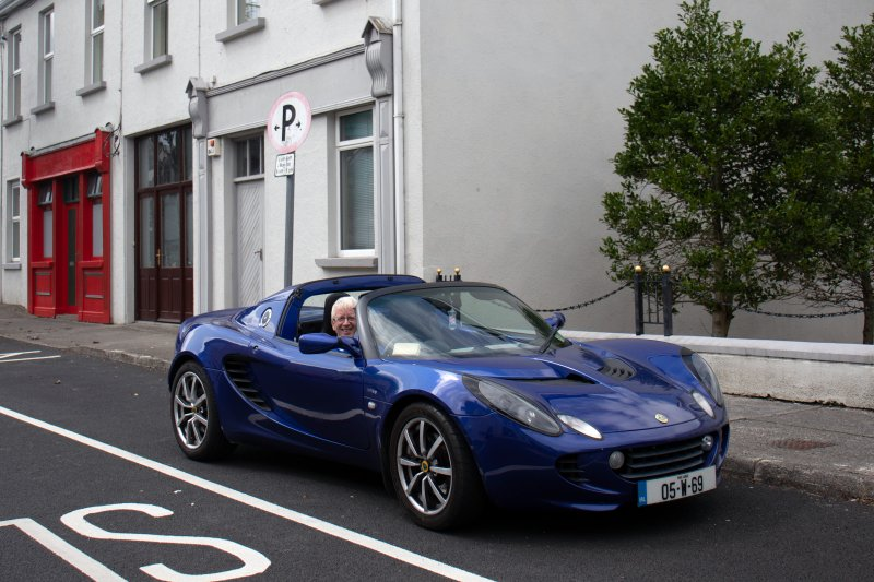 Foxford-1.-Martin-Gallagher-Lotus-Elise.-Pic-Sinead-Mallee