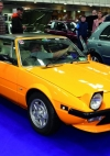 Certainly won't be missed in this vibrant Yellow fiat X19
