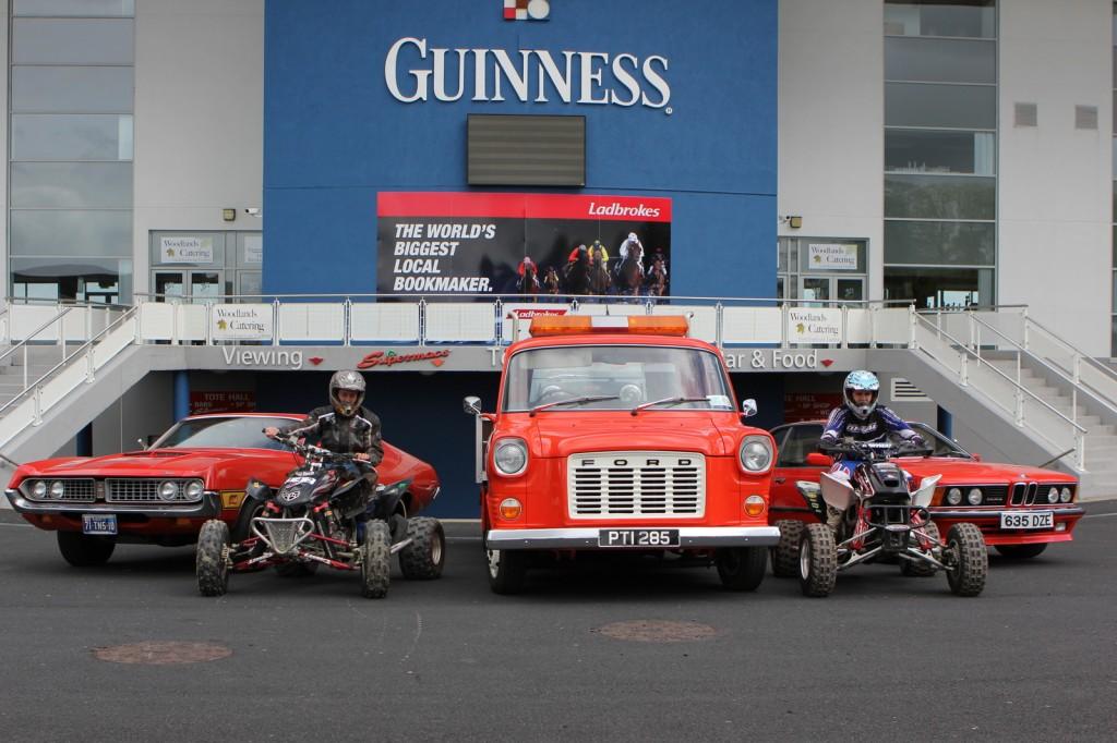 The Limerick Classic Car Show Irish Vintage Scene Magazine - Local classic car shows