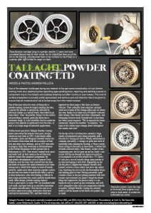 Tallaght Powder Coating Ltd.