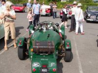 Gordon Bennett Classic Car Run 2014
