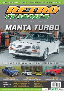 Front cover 18