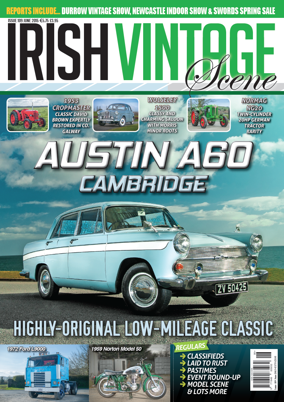 Irish Vintage Scene magazine issue 109
