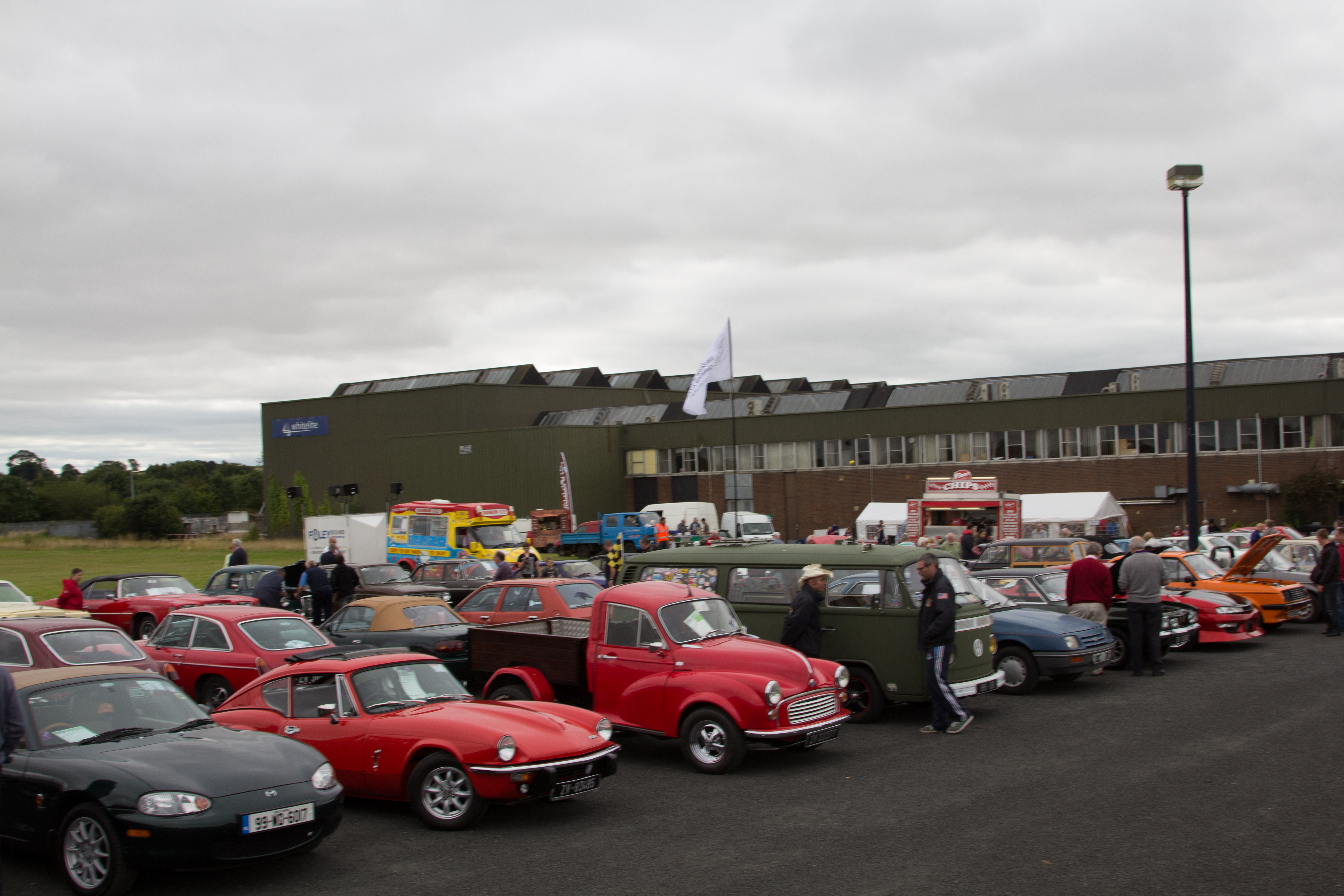 Carlow Vintage & Classic Motor Club\'s Annual Show – Irish Vintage ...