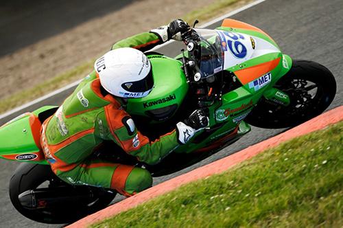 Aboard the Gearlink Kawasaki - 2015 British Supersport Championship