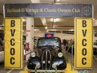 Ballinakill Vintage & Classic Owners Club Indoor Motorshow