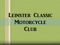 Leinster Classic Motorcycle Club's Carlow Motorbike Show (Video)