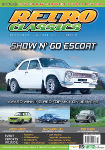 Retro Classics Magazine – Issue 22 – (June-Sept 2016)
