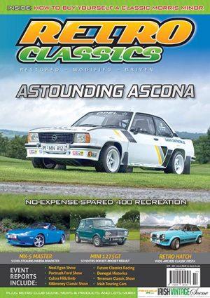 Retro Classics Magazine