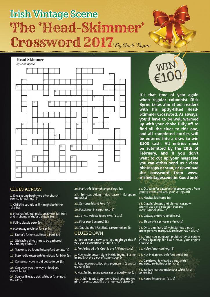 Crossword 2017