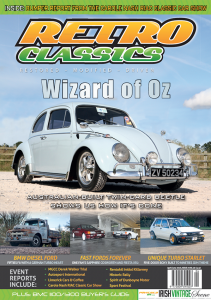 Retro Classics Issue 29 cover