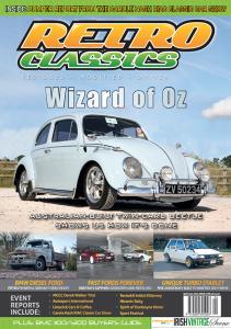 Retro Classics Issue 29 cover
