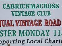 Carrickmacross Vintage Club Easter Run