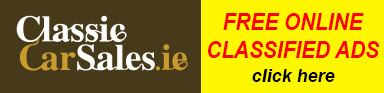 ClassicCarSales.ie logo